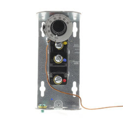 Line Voltage Remote Bulb Tstat w/ 6' Capillary, SPDT, (30°F to 110°F) Product Image