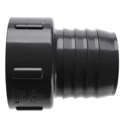 "2"" PVC Barbed Insert Female Adapter<br>(FIPT x Insert) Product Image"