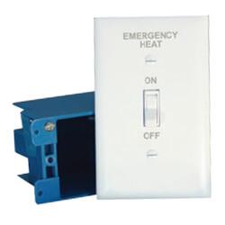 Emergency Heat Switch - Standard Switch Product Image