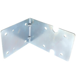 "1"" and 1-1/2"" Inlet/Outlet Heavy-Duty Housings Mounting Bracket Kit Product Image"