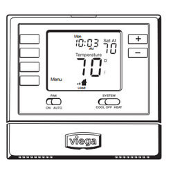 Heat/Cool Programmable ProRadiant Thermostat Product Image