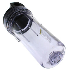 WVC-34, Valve-In-Head Clear Whole House with Pressure Relief Button Product Image