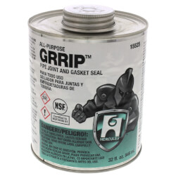 Grrip Thread Sealant - 1 qt.