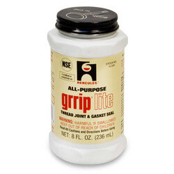 Grrip Lite Thread Sealant - 1/2 pt.