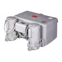 WCD-12-20B-MA Watchman Cast Iron Receiver Condensate Unit with Mechanical Alternator