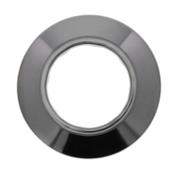 "1-1/4"" IPS Chrome Plated Steel Low Escutcheon (2-7/8"" OD)"
