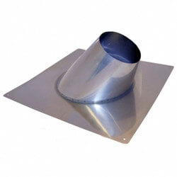 "4"" Adjustable Roof Flashing 6/12 - 12/12 (4RFA)"