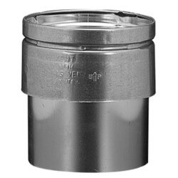 "5"" Draft Hood Connector (5RDH) Product Image"