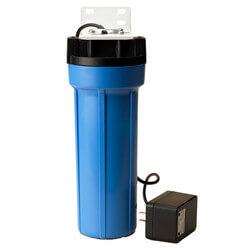 UVS-110-1, Carbon Block Ultraviolet Single-Stage Filtration System (120V) Product Image