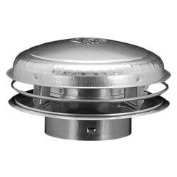 "8"" Metal Cap (8RHW) Product Image"