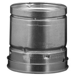 "10"" x 3' B Round<br>Gas Vent Pipe (10RP3) Product Image"