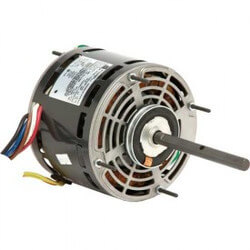 "5.6"" 5 Spd PSC Direct Drive Fan & Blower Motor (115V, 3/4 HP, 1075 RPM) Product Image"