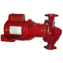 "1-1/2 HP 617S 1-1/2"" x 7"" In-Line Pump (1 PH, 115/208-230V)"
