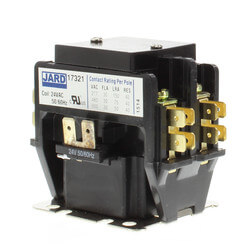 Jard 2 Pole Definite Purpose Contactor (30A, 24V) Product Image