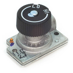 HI-LO Gas Regulator<br>for LP Gas Product Image