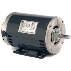 "6.3"" 3 Ph. Comm. Belt Drive Blower Motor<br>(208-230/460V, 1.5 HP) Product Image"