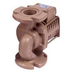 ARMflo E9.2B Bronze Circulator, 0-38 GPM Flow (240v) Product Image