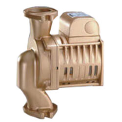ARMflo E13.2B Bronze Circulator, 0-54 GPM Flow