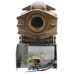 ARMflo E8.2B Bronze Circulator, 0-38 GPM Flow