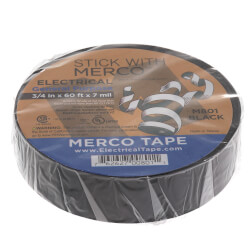 "3/4"" x 60' Electrical Tape"