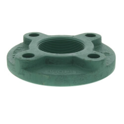 "2"" Cast Iron 4-bolt threaded Flange for 1400-60/-65/-70 & 2400-60/-65/-70"