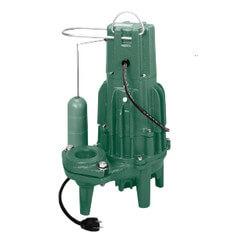 Flow-Mate E189 High Head Single Seal Manual Effluent Pump (2 HP, 230V) Product Image