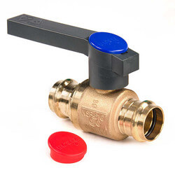 "1"" Propress Ball Valve (Plastic Handle)"