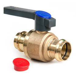 "1-1/2"" Propress Ball Valve (Plastic Handle)"