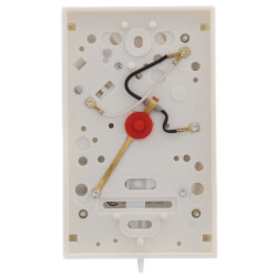 Single Stage Mechanical Thermostat, Beige, Vertical,Mercury Free (1H/1C)