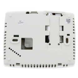 5+1+1 Day Programmable Blue Thermostat, 2/1HP
