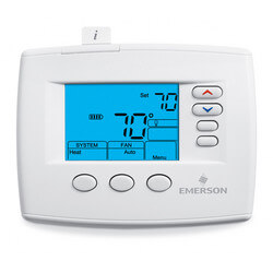 Universal Single Stage, Multi-Stage or Heat Pump Non-Programmable Digital Thermostat