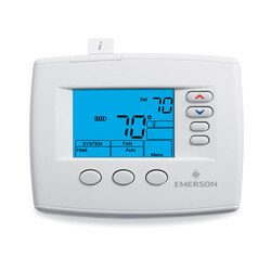 Universal Non-Programmable Thermostat, 24 Volt or Millivolt System