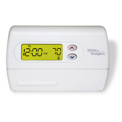 80 Series Programmable, 2H/2C, Digital Thermostat