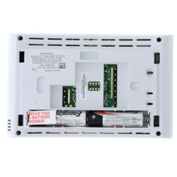 """5"""" Display Universal 7-Day Programmable Thermostat, 2 Heat/2 Cool Product Image"""