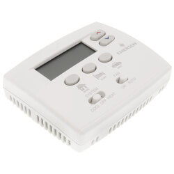 "Non-Programmable, 1H/1C,  Blue 2"" Easy Set Thermostat"
