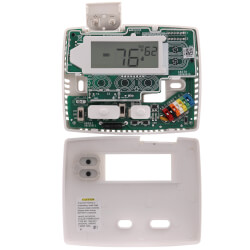 Non-Programmable Blue Thermostat, 2/1HP