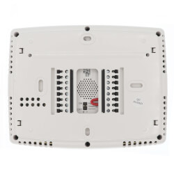 Blue Touchscreen Commercial Multi-Stage, or Heat Pump, 7-Day programmable Digital Thermostat