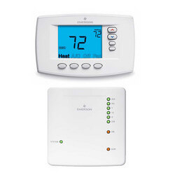 "Blue Easy Install 6"" Digital Wireless Comfort Control System"
