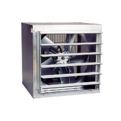 "1WMC Series<br>23"" Axial Wall Mount<br>Exhaust Cabinet Fan Product Image"