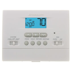Economy 5-2 Day Programmable Thermostat