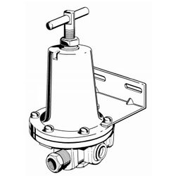 Diaphragm-Operated Pressure Reducing Valve Product Image