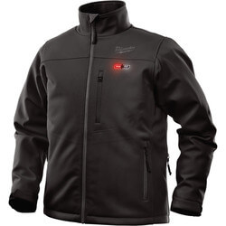 M12 Black Heated Jacket Only (XL) Product Image
