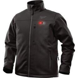 M12 Black Heated Jacket Only (Medium) Product Image
