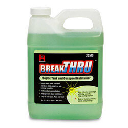 32 oz. Break-Thru Septic Tank & Cesspool Maintainer