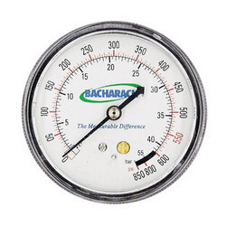 Stinger High Pressure Gauge