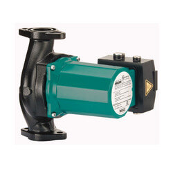 Top S 2 x 60, 2-Speed Cast Iron Circulator - 3 PH, 208/230 V
