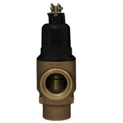 """3/4"""" Commercial Grade Pressure Relief Valve Product Image"""