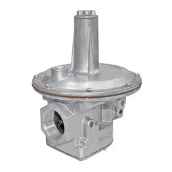 "4"" Flanged Gas Pressure Regulator (50,000,000 BTU) Product Image"