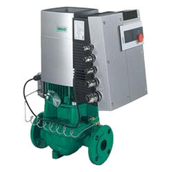 Stratos GIGA 1.5/3-80, 3-Speed Stratos GIGA Series Inline Pump, 2.2 HP Product Image
