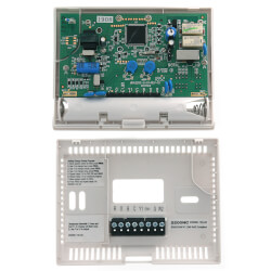 "5-2 Day Prog. Thermostat (2 Heat/1 Cool) - Builders Series (1.15 Sq."" Display) Product Image"